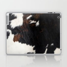 Cowhide Farmhouse Decor Laptop & iPad Skin