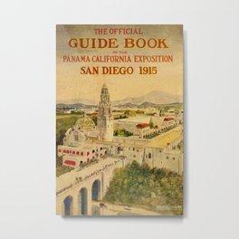 1915 Panama–California Exposition Metal Print