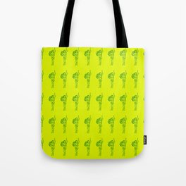 Ancient Nymph Mythical Mythology Color Pattern Tote Bag