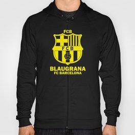 Slogan: Barcelona Hoody