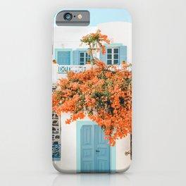 Oia Santorini iPhone Case