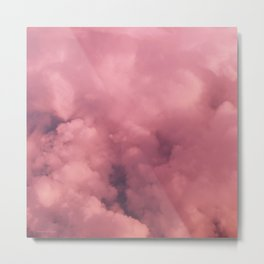 Cotton Candy II Metal Print