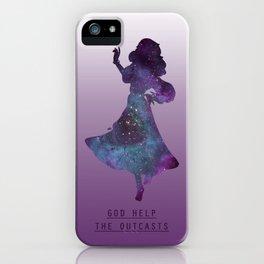 Space Princesses: Esmeralda iPhone Case
