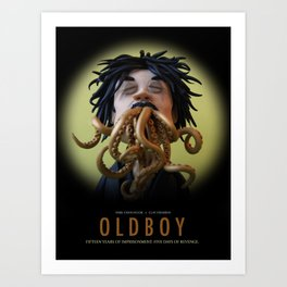 Oldboy | 'Polymer Poster' Art Print