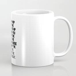 RAPPERS DELIGHT Hip Hop CLASSIC MUSIC Coffee Mug