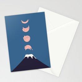 Cat Landscape 73 Stationery Cards