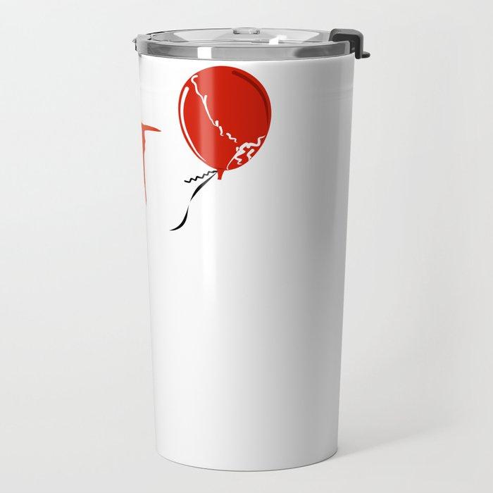 IT clown Pennywise Travel Mug