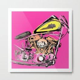 Marilyn 02 Metal Print