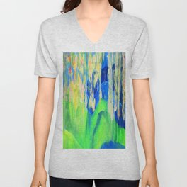 Green Valley Unisex V-Neck