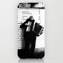 Proud Performer iPhone Case