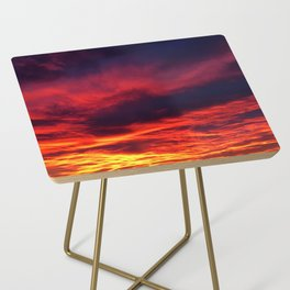 From The Sunset With Love Side Table