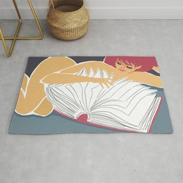 Reading Is Sexy Rug