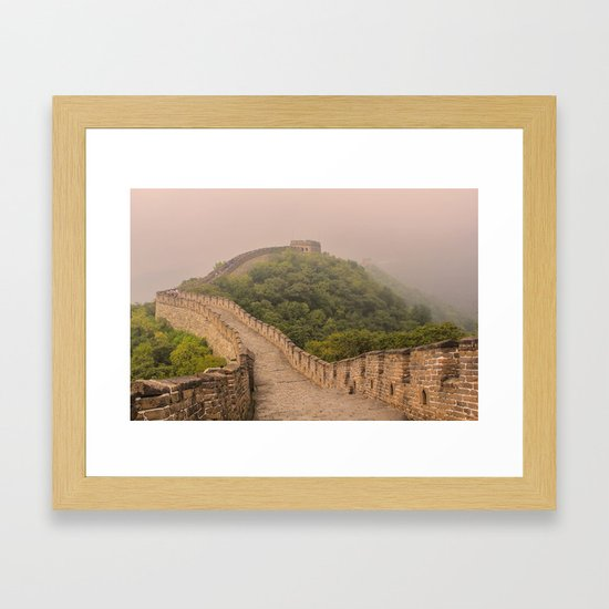 The Great Wall China by bysumex