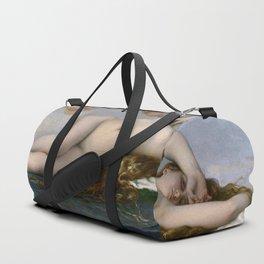 THE BIRTH OF VENUS - ALEXANDRE CABANEL Duffle Bag