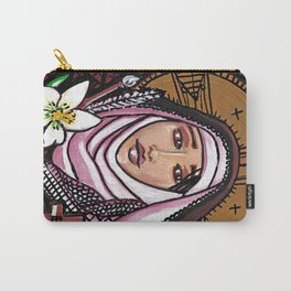 Catherine of Bologna Carry-All Pouch