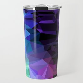 Crazy Crystals Travel Mug