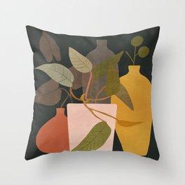 Vases6 Throw Pillow