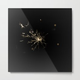 Firework For Cowards ;-) Metal Print