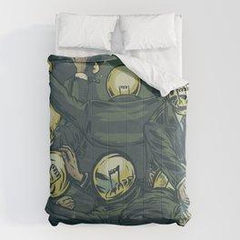 Communications Breakdown Comforters
