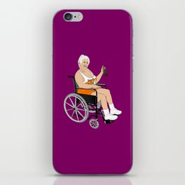 MILF iPhone Skin