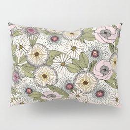 Australian garden chalk Pillow Sham