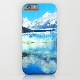 Glacier Bay iPhone Case