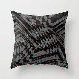 Cosmic Patch Throw Pillow