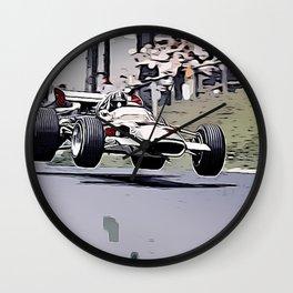 Nordschleife Formula 1 Jump Wall Clock
