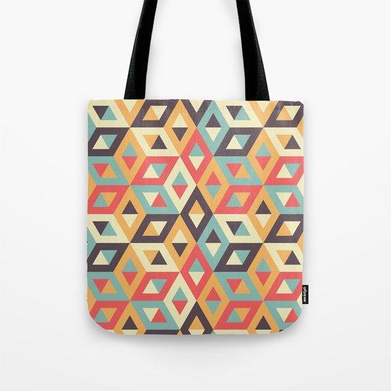 Pastel Geometric Pattern by pattern1