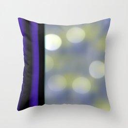 Peaceful Circles Throw Pillow
