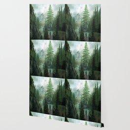 Mountain Morning 2 Wallpaper