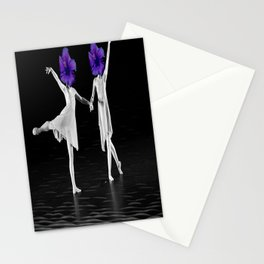 CONTROLLING HER Stationery Cards