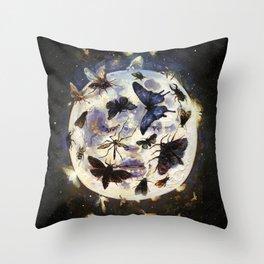TRAUM Throw Pillow