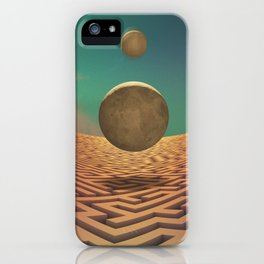 Event horizon iPhone Case