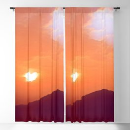 Love Sunrise Blackout Curtain