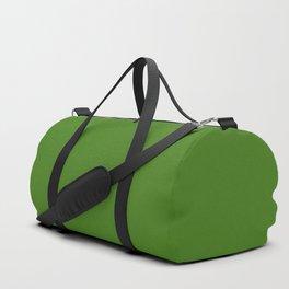 Simply Solid - Light Seaweed Green Duffle Bag
