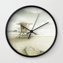 CALIFORNIA Imperial Beach | Vintage Wall Clock