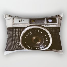 Camera photograph, old camera photography Rectangular Pillow