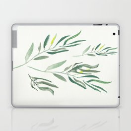 Eucalyptus Branches II Laptop & iPad Skin