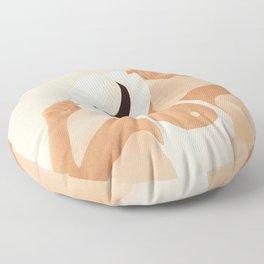 Summer Heat III Floor Pillow