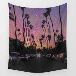 LA Vibes Wall Tapestry