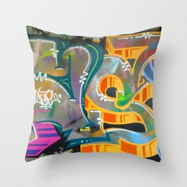 Street Sensor Throw Pillow