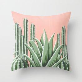 Garden Goals #01 Throw Pillow