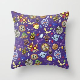The Final Days Throw Pillow