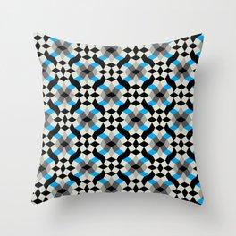 Re-Construction - design no. 2 Throw Pillow
