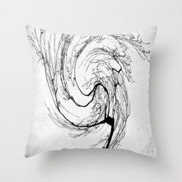 Forest Dance Throw Pillow