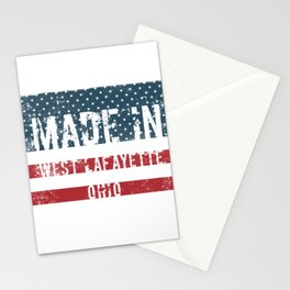 Made in West Lafayette, Ohio Stationery Cards