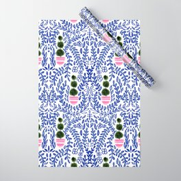 Southern Living - Chinoiserie Pattern Wrapping Paper