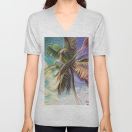 Inceptionist Palm Unisex V-Neck