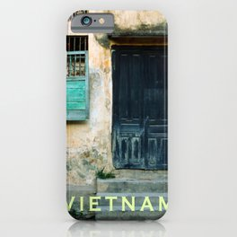ANTIQUE CHINESE SOUND of HOI AN in VIETNAM iPhone Case